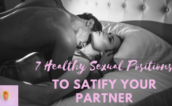 healthy sexual positions