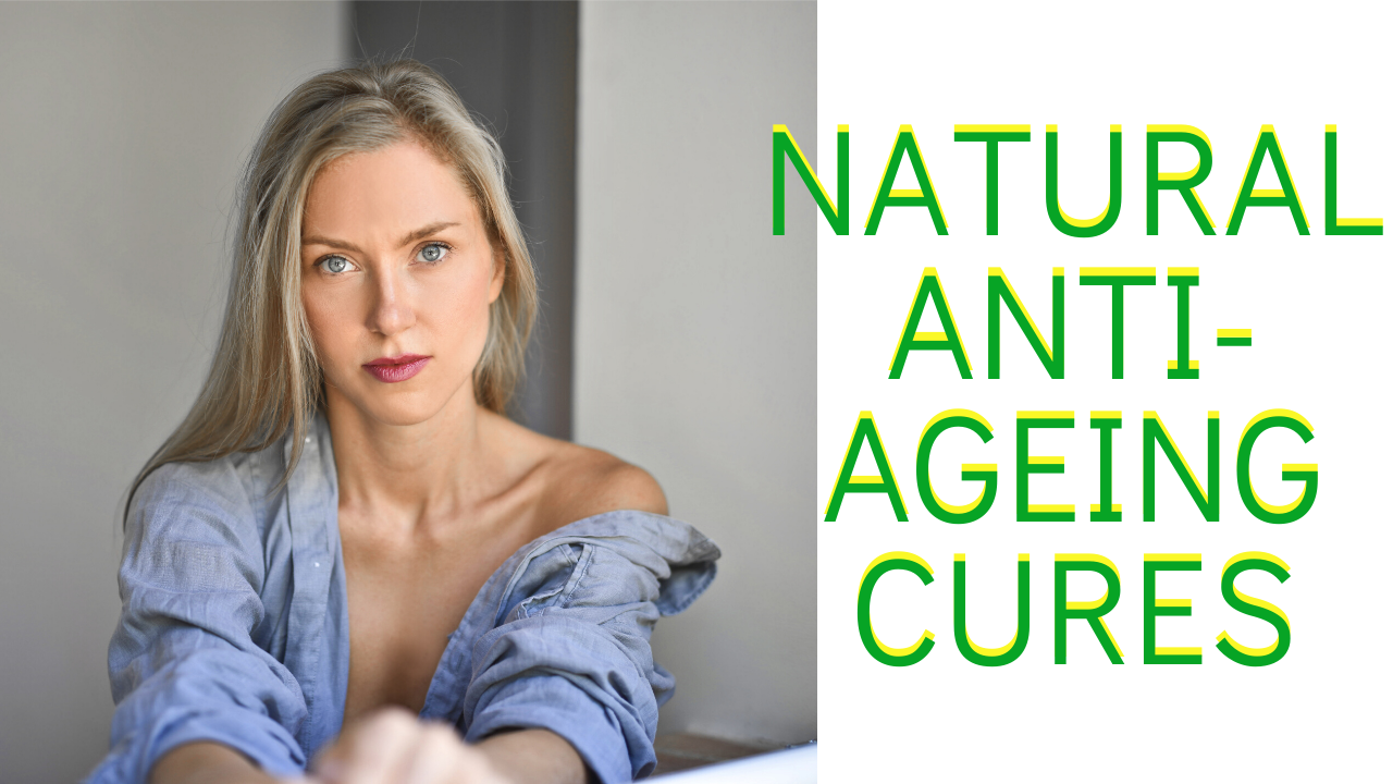 anti-aging natural cures