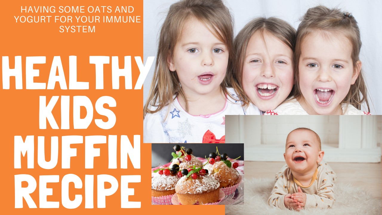 Oat and kids Muffin