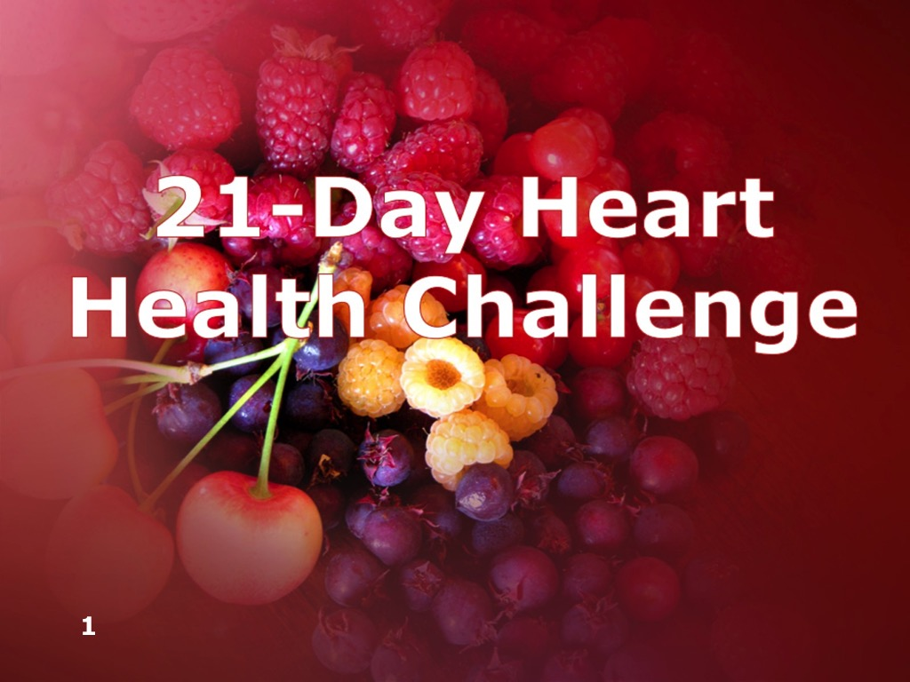 21 day heart habits
