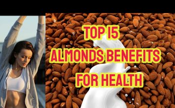 almonds benefits for health